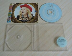 RARE-MAXI-CD-5-TITRES-2000-THE-REMIXES-DON-039-T-TELL-ME-MADONNA