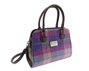 Authentic-Harris-Tweed-Handbag-Ladies-Handbag-Adjustable-strap-LB-1227