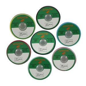 Aventik-3pcs-Lot-100-Japan-Fluorocarbon-Tippet-Fishing-Line-Tippet-100ft-Spool