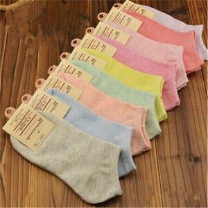 6-Pairs-Womens-Bamboo-Fiber-Loafer-Boat-socks-Liner-Low-Cut-No-Show-Socks
