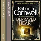 Depraved Heart by Patricia Cornwell (CD-Audio, 2015)