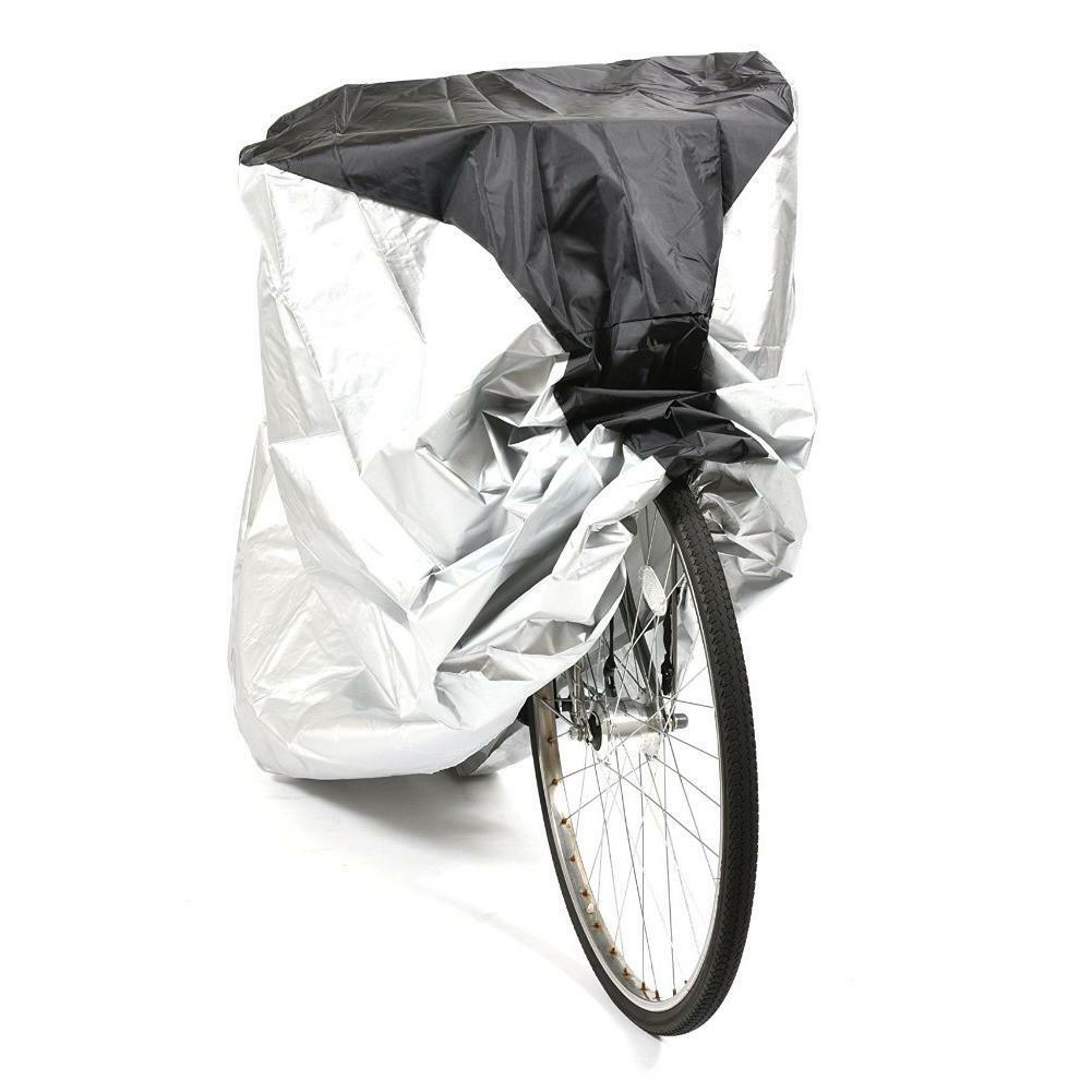 Bike Cover Outdoor Waterproof Bicycle Cover Road Bike Bicycle Anti-UV Car Cover