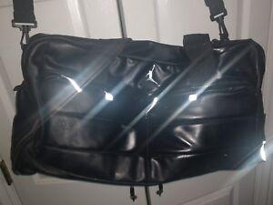 huge discount 1dc4e 932c7 Image is loading Nike-Air-Jordan-Jumpman-Logo-Gym-Duffle-Bag-