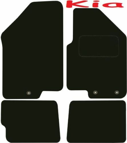 Kia Soul Tailored car mats ** Deluxe Quality ** 2011 2010 2009 2008