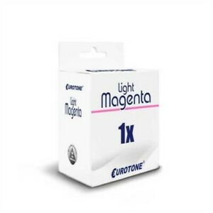 Eco Ink Magenta Light for Canon Imageprograf IPF-6100 IPF-5000