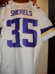 Details about marcus sherels Minnesota Vikings Jersey