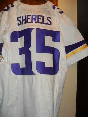 marcus sherels Minnesota Vikings Jersey | eBay