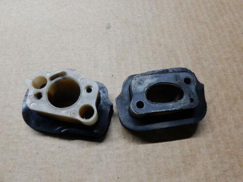 OEM Husqvarna 66 162SE 266SE 266XP Intake Manifold Spacer Block 503 49 24-01