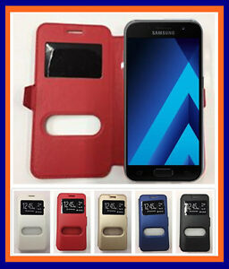 custodia galaxy a3 2017 libro