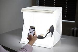 foldio 2 15 foldable studio portable light led box. Black Bedroom Furniture Sets. Home Design Ideas