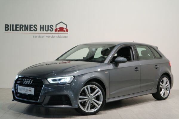 Audi A3 30 TDi Sport Limited SB S-tr. billede 0