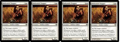 4x Ballynock Trapper Eventide