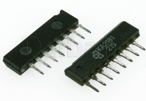 KA2181 Original New Samsung Integrated Circuit replaces NTE1714S