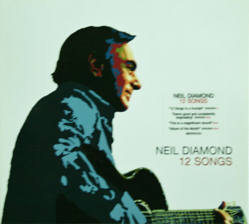 1 of 1 - Neil Diamond - '12 Songs' CD (Columbia 2005) Digipack