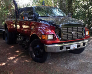 2003 Ford F 650