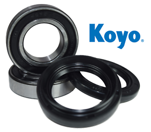 Suzuki LT-F400F 400 Eiger 4x4 Front Wheel Bearing Kit 2002-2007 KOYO Japan Made