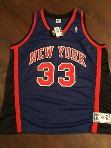 brand new a6491 16c6d Details about Authentic Vintage Patrick Ewing Starter New York Knicks  Jersey Size 52 Stitched
