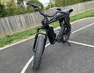 Juiced Bikes HyperScrambler 30+ MPH!