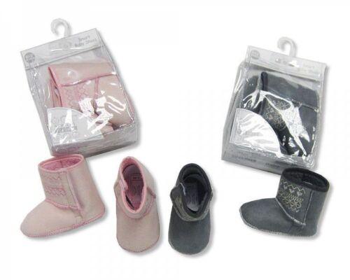 Girls 532 Baby Pram Shoes