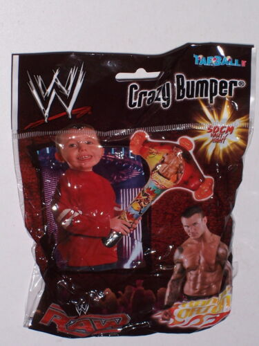 WWE RAW et Randy Orton gonflable Crazy pare-chocs 50cm