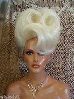 Wigs To Be Wild In For Halloween Vegas Girl Wigs Pick A Color Ursula Look Disney