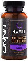 Mood Anti-stress & Serotonin With 5 Htp 30 Capsules