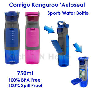Contigo-Autoseal-Sports-Bottle-Kangaroo-750ml-Water-Bottle-BPA-Free-Spill-Proof