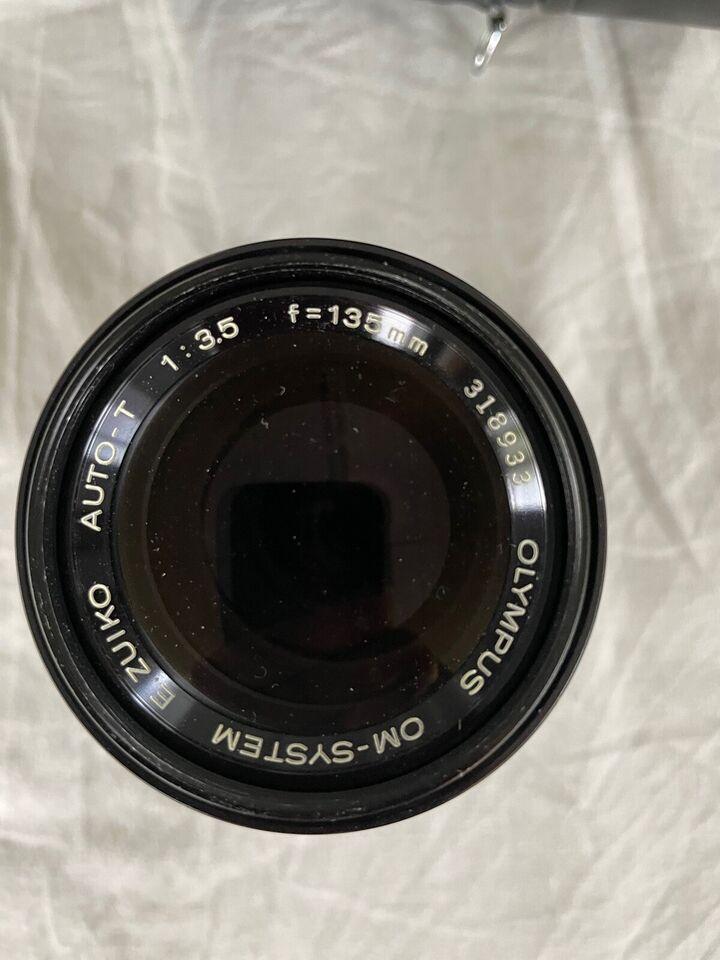 Olympus 135mm F3,5, Olympus, Perfekt