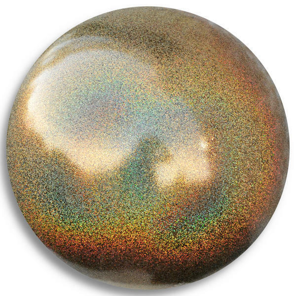 PASTORELLI Rhythmic Gymnastics  Glitter Junior  Ball, diam. 16 cm