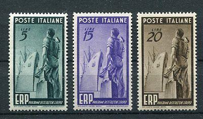 Italien 774/76 Einwandfrei Postfrisch Erp ..............................1/1693 Europa