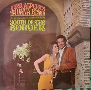Herb Alpert Tijuana Brass - South of the Border Vinyl LP 1964 vintage record
