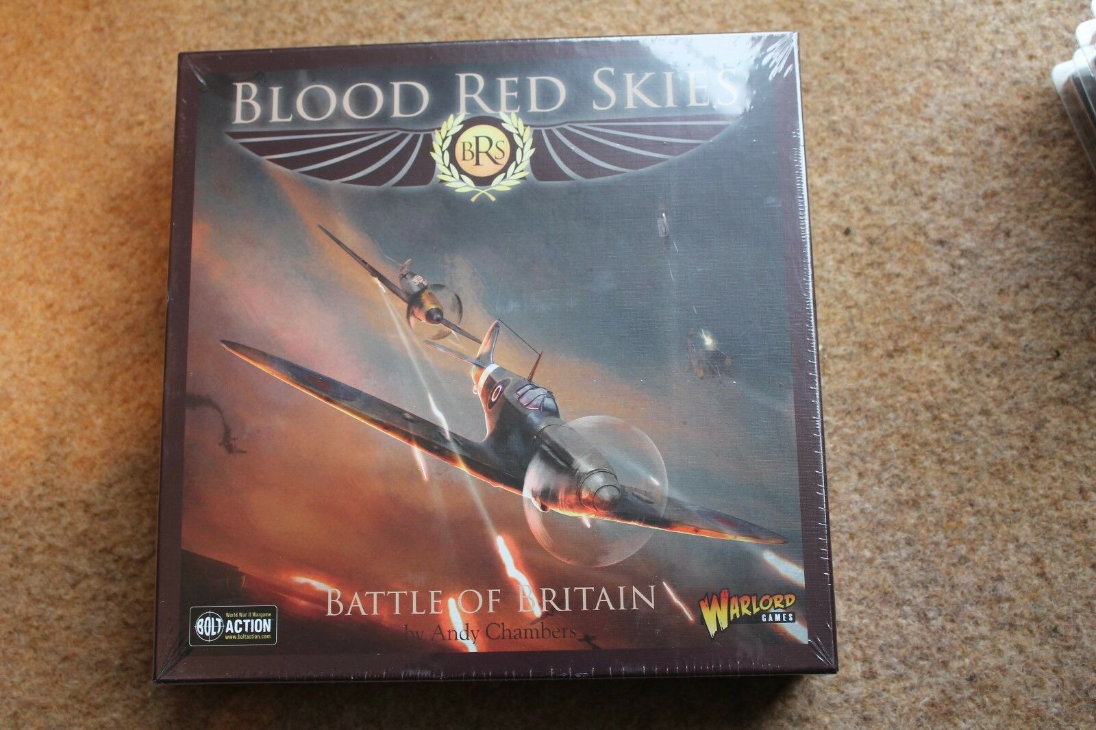 WARLORD GAMES - BLOOD RED SKIES GAME - FREEPOST