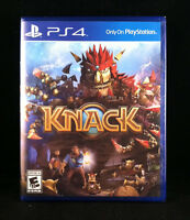 Knack (playstation 4) Brand / Sealed /