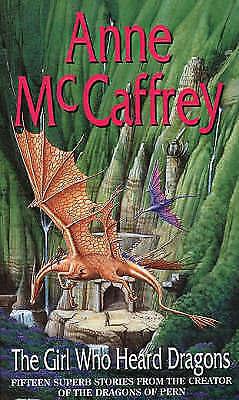 The Girl Who Heard Dragons, McCaffrey, Anne, Good Book