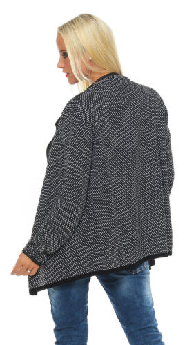 Mississhop Cardigan Maglia Giacca Pullover 36 38 40 S M L 3 colori AMR