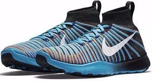NEW Nike FREE TRAIN FORCE FLYKNIT USsz(men):10 11 11.5 12 run shoe 833275-010