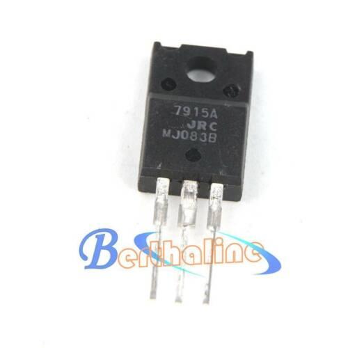 5PCS NEW JRC NJM7915FA JRC7915A NJM7915A 79-115A TO-220F