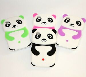 For-iPod-Touch-4th-Generation-Soft-Rubber-Silicone-Skin-Case-Cover-PANDA-BEAR