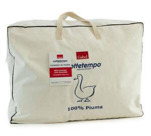 PIUMINO-GABEL-100-PIUMA-VERGINE-D-039-OCA-90-PIUMINO-10-PIUMETTE-3-MISURE
