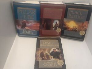 The Promised Land Book Series (4 Books) David G Woolley (LDS NOVELS)