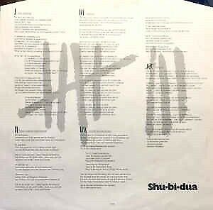 LP, Shubidua , Shubidua 8
