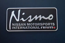 1Pcs Nismo Auto Car Emblem Trunk Badge Decal Sticker Fit for Nissan GTR Altima
