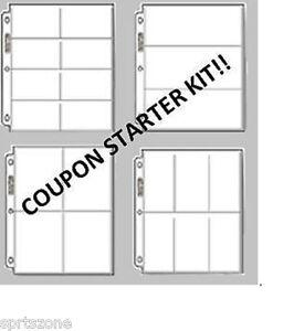 SIZE EXTREME COUPON VARIETY STARTER KIT! | eBay
