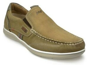 Pod-Hombre-Featherlite-Osprey-Marron-Zapatos-en-Talla-UK6-to-UK15
