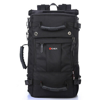 Men's 40L Sports Backpacks Camping Hiking travel bag Outdoor Rucksack Laptop Bag