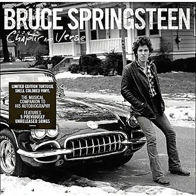 Bruce Springsteen Chapter And Verse Schallplatte Limited-Edition 2 LP's Tortoise