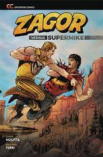 Zagor vs. Supermike (2017 Paperback), GN, Nolitta, Ferri, Rubini
