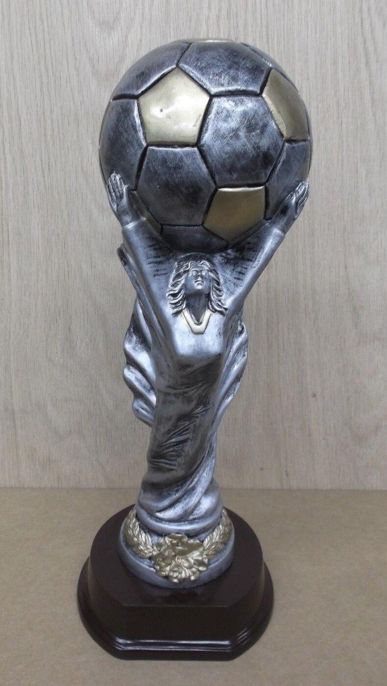 Groß Fußball Auszeichnung Sieg Trophäe Harz Ball RF 1042sg  | Genial