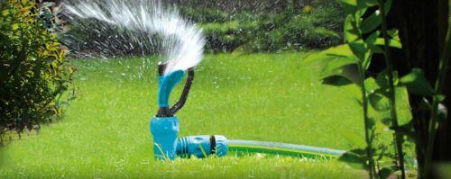 "Sprinkler Sprenger Rasenregner 1//2/"" LUK NEU Bewässerung Regner"