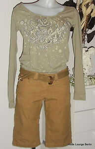 Pants Gürtel Not Neu The Xl Jeans 42 Camel Nts Same e Alex vCxwp
